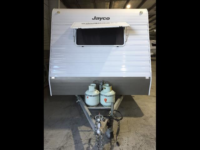 2012 USED 19.6'' JAYCO STARCRAFT