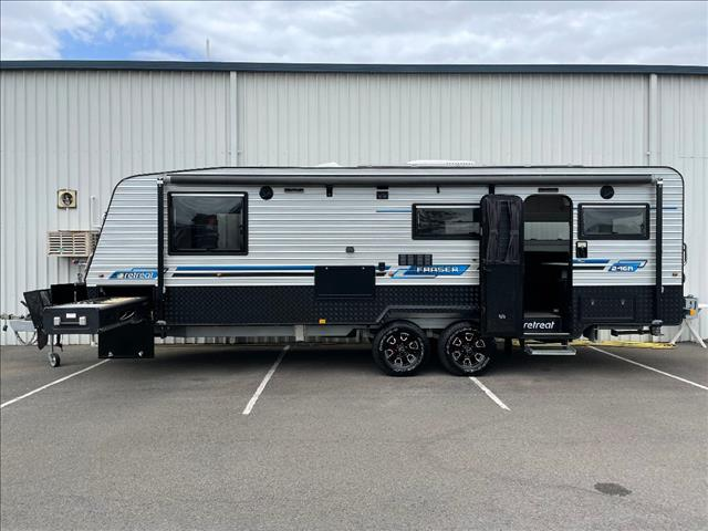 USED 2018 RETREAT FRASER 246R