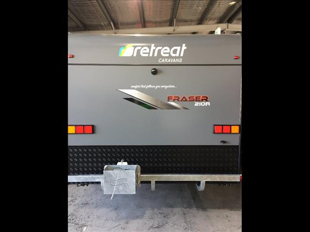 2019 Retreat Fraser 210R