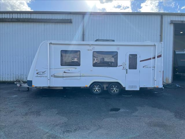 USED 2010 19FT JAYCO STERLING