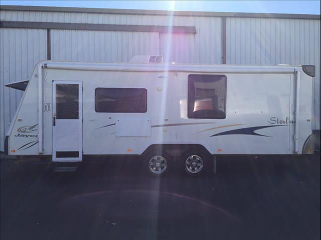USED 23FT 2007 JAYCO STERLING