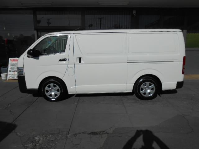 4a46f065fa Used 2014 TOYOTA HIACE LWB KDH201R MY14 4D VAN for sale in West ...