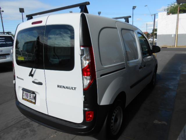 2013 RENAULT KANGOO 1.6 SWB X61 4D VAN