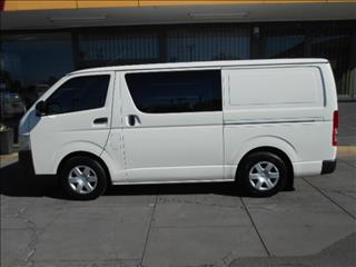 c2ce828663510e 2015 TOYOTA HIACE LWB KDH201R MY15 4D VAN for sale in West Hindmarsh