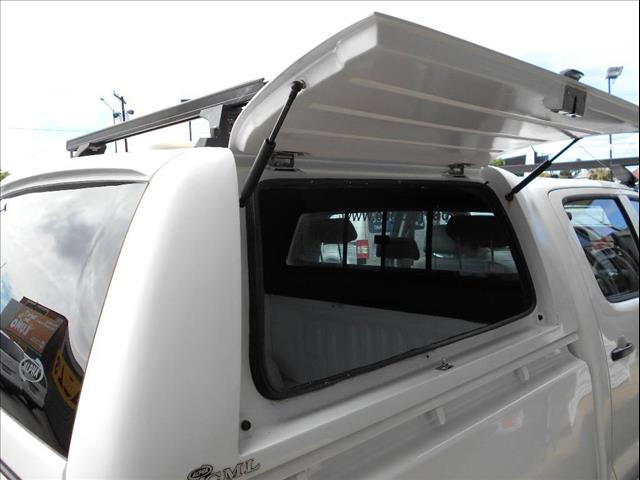 2010 TOYOTA HILUX WORKMATE TGN16R 09 UPGRADE DUAL CAB PUP