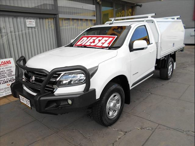 2017 HOLDEN COLORADO LS 4X2 RG MY17 CCHAS