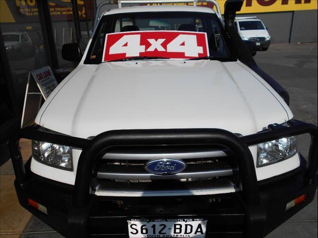 2007 FORD RANGER XL 4X4 PJ CCHAS
