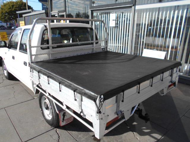 2005 TOYOTA HILUX  RZN149R DUAL CAB PUP