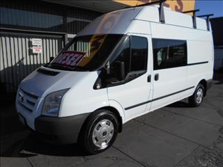 2012 FORD TRANSIT HIGH LWB VM MY12 UPDATE VAN