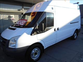 2011 FORD TRANSIT HIGH LWB VM MY08 VAN