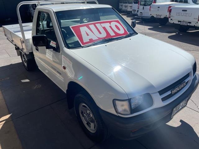 2000 HOLDEN RODEO LX TFR9 CCHAS