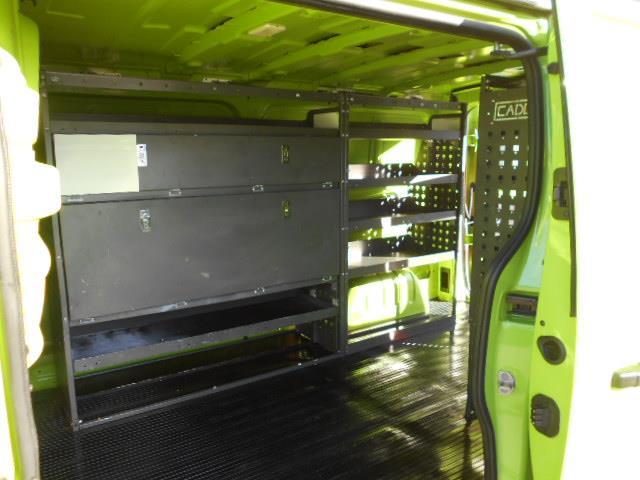 2015 RENAULT TRAFIC LWB X82 4D VAN