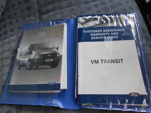 2008 FORD TRANSIT HIGH LWB VM MY08 VAN