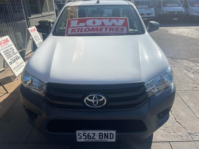 2016 TOYOTA HILUX WORKMATE TGN121R CCHAS