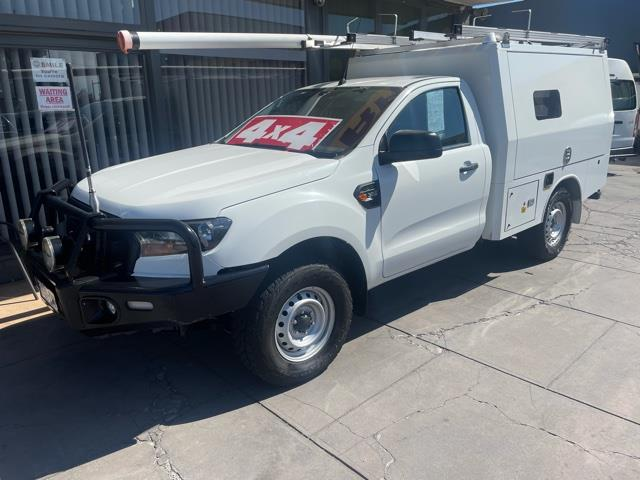 2017 FORD RANGER XL 3.2 4X4 PX MKII MY17 CCHAS
