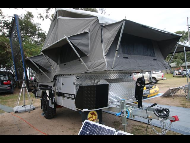 CRUISER Slide 7x6 JAWA OFFROAD CAMPER TRAILER