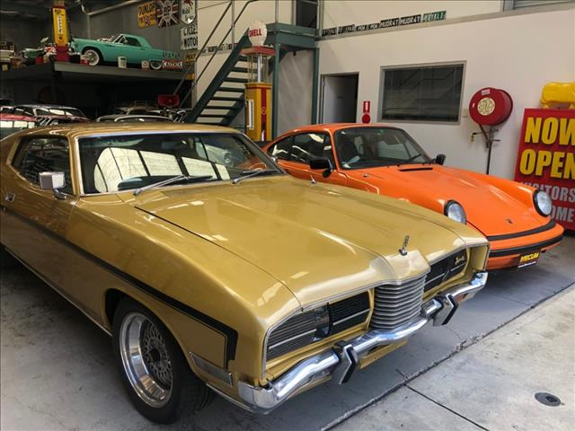1974 FORD LANDAU COUPE FACTORY MATCHING NUMBERS 351 V8 WITH AIRCON PWR STEER !