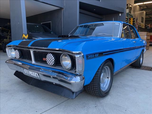 FORD XY GT THEME 1971 V8 AWESOME CONDITION !! 351 with top loader