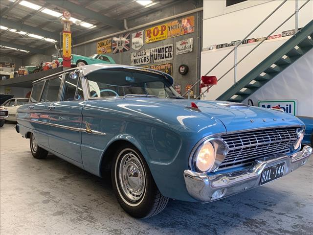 1962 FORD XL WAGON, RARE IN GLEAMING CONDITION 200 C.I. 3 SPEED MANUAL WOW!!