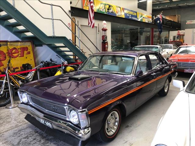 1969 FORD XW FAIRMONT GS REPLICA V8 WOW GLEAMING