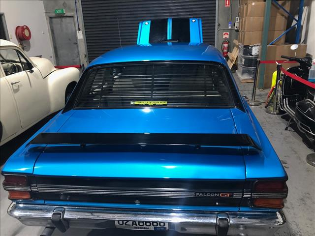 FORD XY GT THEMED 1969 FACTORY V8 Y-CODE 4 SPEED TOP LOADER ! IMMACULATE !