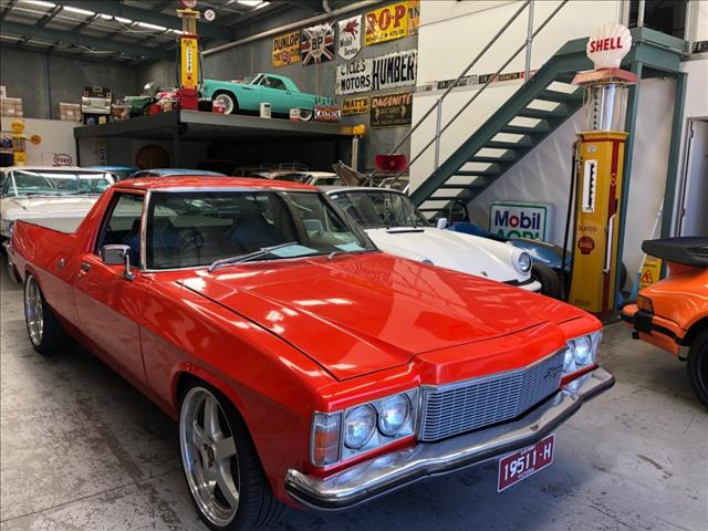 1977 HOLDEN HX UTE 308 V8 TURBO 400 WOW!!! AWESOME