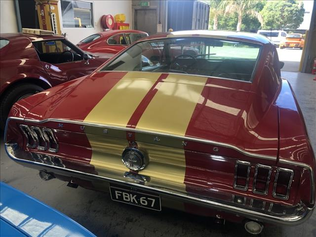 1967 FORD MUSTANG FASTBACK GTA BADGED ONE OF THE BEST I HAVE SEEN !! AWESOME !