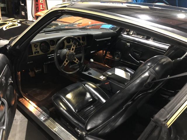 1979 PONTIAC TRANS AM SMOKEY AND THE BANDIT 6.6 FACTORY MANUAL ! RARE AS DRIVES A1