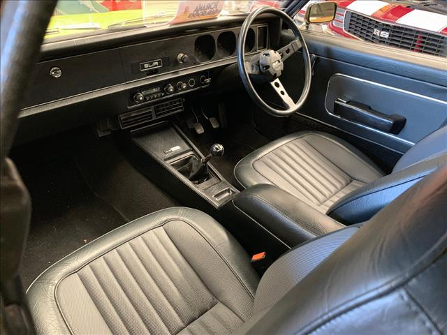 1975 HOLDEN TORANA SL/R5000 LH GENUINE V8 MANUAL IN AWESOME ORDER!! WOW!!!