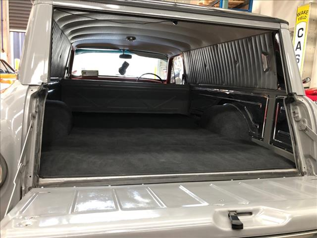 1965 FORD XP PANEL VAN !! RARE WINDOWLESS IN GLEAMING CONDITION ! 221 SUPER PURSUIT