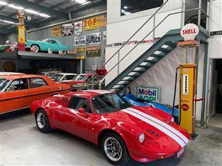 1972 CONDOR DINO 246 FERRARI GT REPLICA ! FULLY ENGINEERED 1.8 SUBARU TURBO1972 CONDOR DINO 246 FERR
