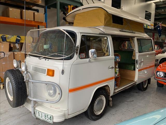 1976 VW KOMBI CAMPMOBILE GENUINE ONE OWNER IMMACULATE!!