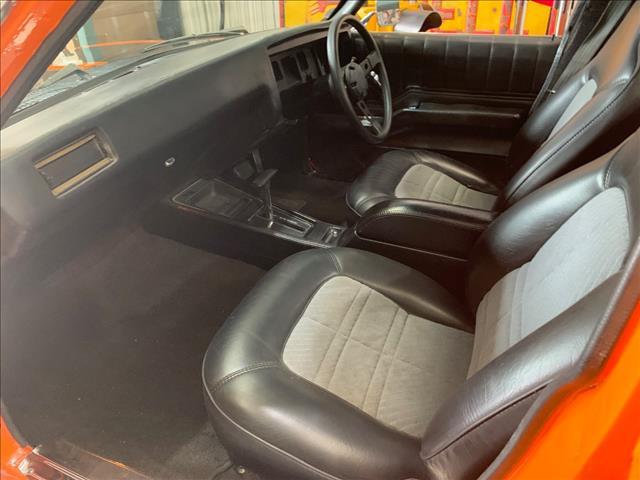 1972 HOLDEN HQ UTE FINISHED IN GLEAMING ORANGE DUCO LITRE 4.2 V8 AUTO
