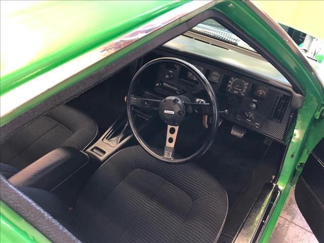 HOLDEN HQ UTE FINISHED IN ATOMIC GREEN !! 308 RECO WITH 5 SPEED ,PWR STEER