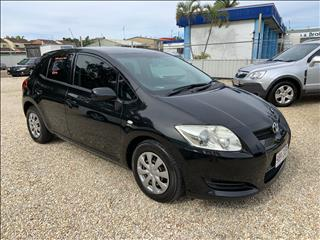2008 TOYOTA COROLLA ASCENT ZRE152R 5D HATCHBACK