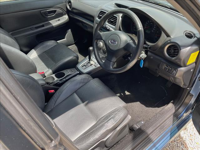 2007 SUBARU IMPREZA 2.0i LUXURY (AWD) MY07 5D HATCHBACK