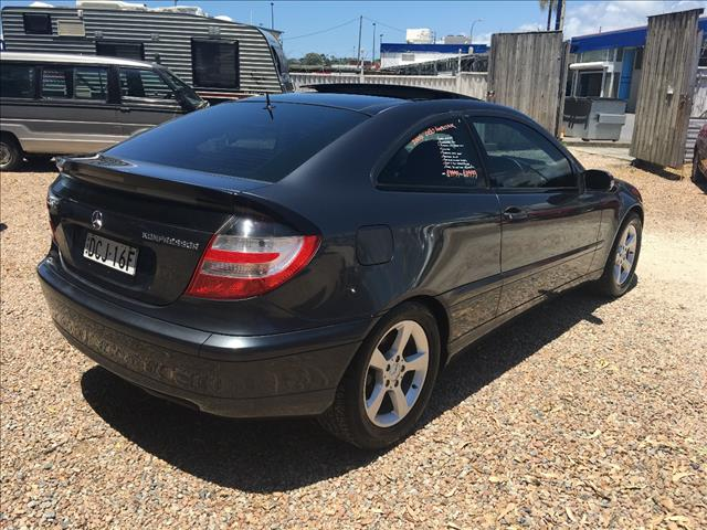 used 2004 mercedes-benz c180 kompressor cl203 2d coupe for sale in