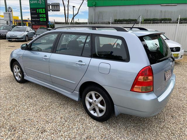 2006 TOYOTA COROLLA LEVIN ZZE122R MY06 4D WAGON