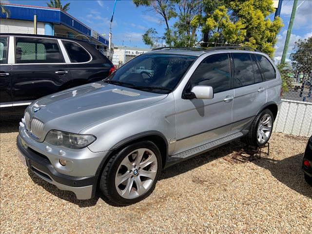 Used 2004 Bmw X5 48is E53 4d Wagon For Sale In Tweed Heads South