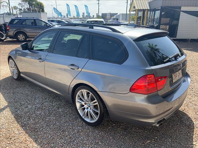 2010 BMW 3 20d TOURING LIFESTYLE E91 MY10 4D WAGON