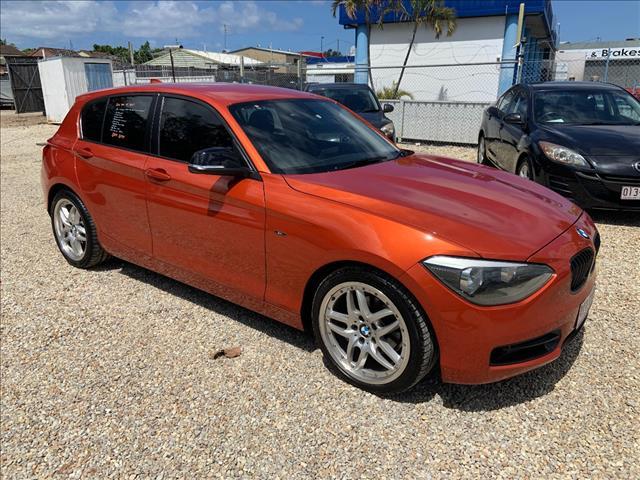 2012 BMW 1 16i F20 5D HATCHBACK