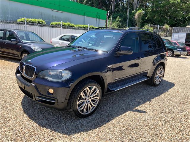2007 BMW X5 3.0d E70 4D WAGON