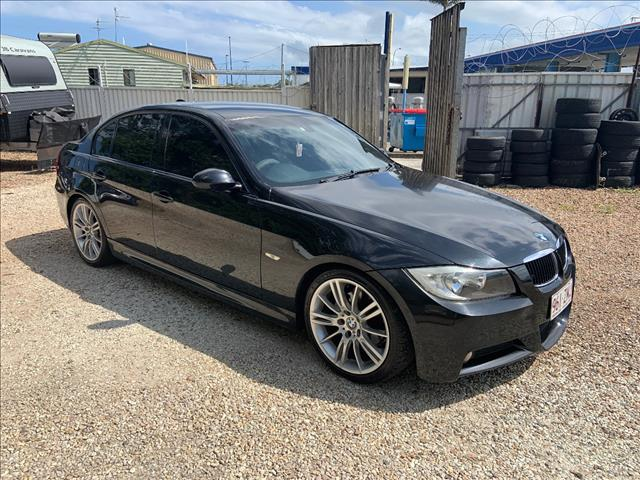 2008 BMW 3 20i E90 08 UPGRADE 4D SEDAN