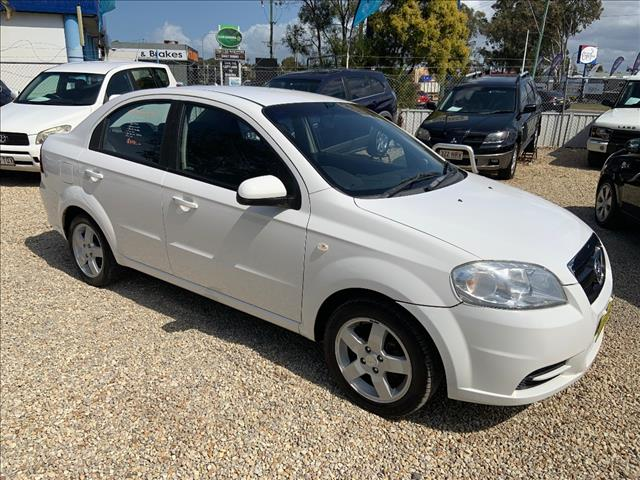 2006 HOLDEN BARINA TK MY07 4D SEDAN