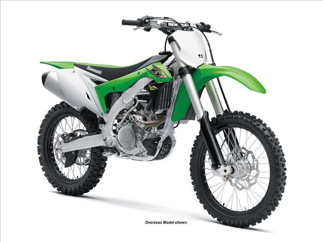 2018 KAWASAKI KX450F 450CC HHF MOTOCROSS
