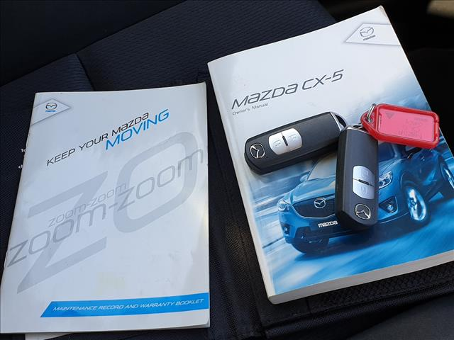 2012 MAZDA CX-5 MAXX (4x4) 4D WAGON
