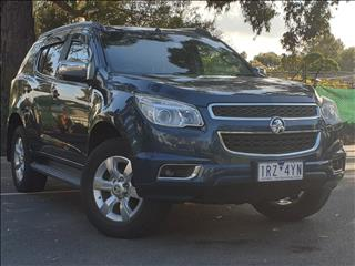 2014 HOLDEN COLORADO 7 LTZ (4x4) RG MY15 4D WAGON