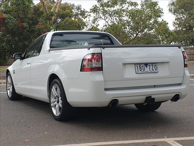 2013 HOLDEN COMMODORE OMEGA VE II MY12.5 UTILITY