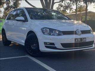 2014 VOLKSWAGEN GOLF 110 TDI HIGHLINE AU MY14 5D HATCHBACK