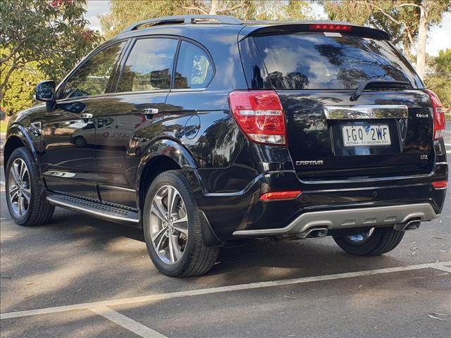 2016 HOLDEN CAPTIVA 7 LTZ (AWD) CG MY16 4D WAGON
